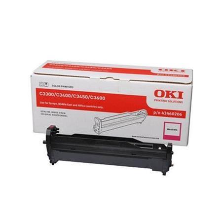 OKI 43460206 Original Magenta Imaging Drum Unit