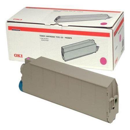 OKI 41963606 Original Magenta Toner Cartridge