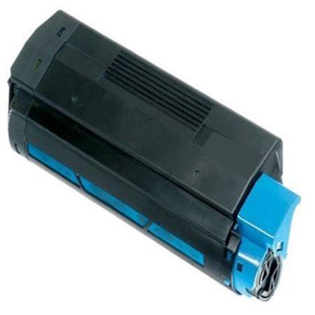 Compatible Cyan OKI 42127407 High Capacity Toner Cartridge