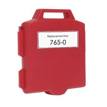 Compatible Red Pitney Bowes 765-0 Ink Cartridge