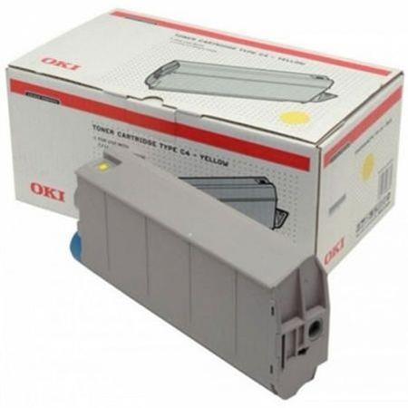 OKI 41963005 Original Yellow Toner Cartridge