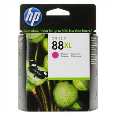 HP 88 Magenta Large Original Inkjet Cartridge with Vivera Ink