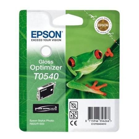 Epson T0540 (T054040) Glossy Optimiser Original Ink Cartridge (Frog)
