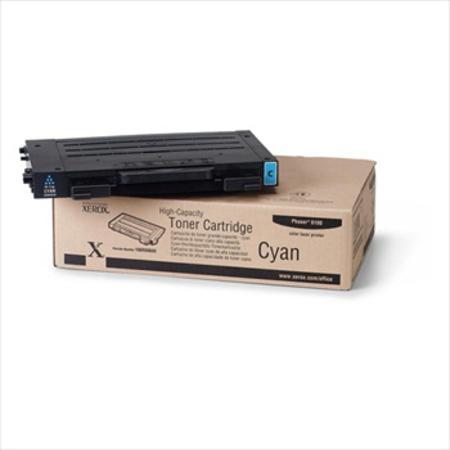 Xerox 106R00680 Original Cyan High Capacity Toner Cartridge