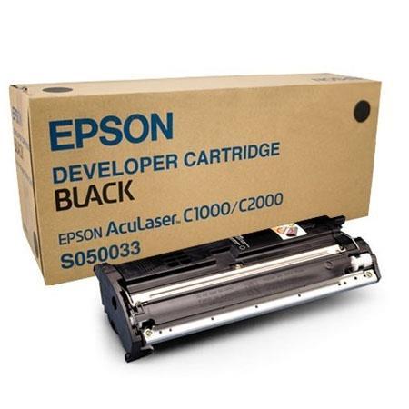 Epson S050033 Black Original Laser Toner Cartridge