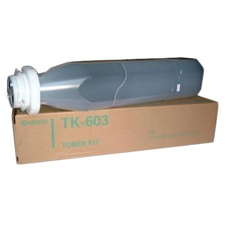 Kyocera TK-603 Original Black Toner Kit