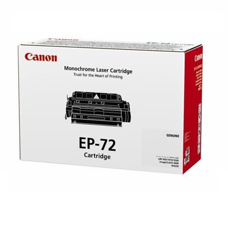 Canon EP72 Black Original Laser Toner Cartridge