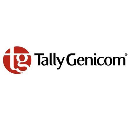 Tally 393935 Original Developer Kit (1 Toner and 1 Developer)