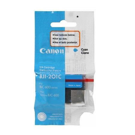 Canon BJI-201C Cyan Original Cartridge