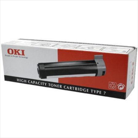 OKI 41022502 Original Black Toner Cartridge