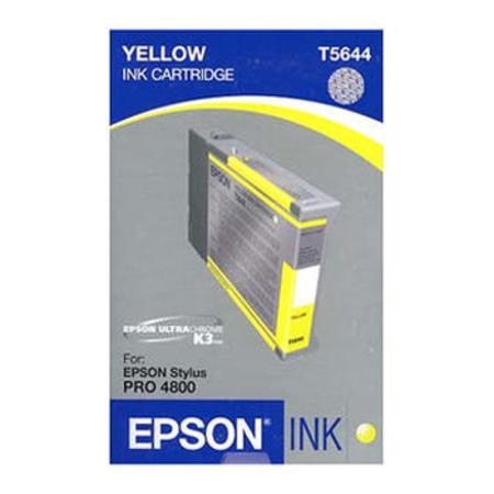 Epson T5644 (T564400) Yellow Standard Capacity Original Ink Cartridge