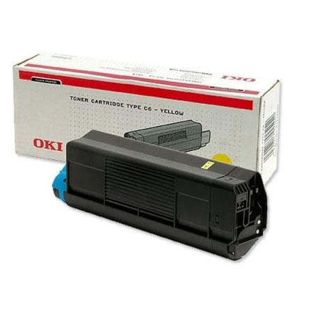 OKI 42804513 Original Yellow Toner Cartridge