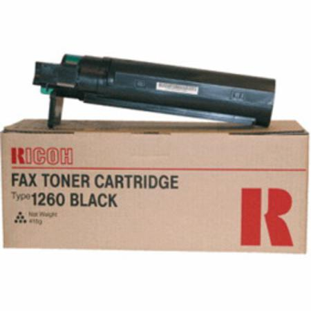 Ricoh 430351 Original Black Toner Cartridge (Type 1260  FTHM1)