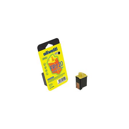 Olivetti FPJ20 Black Original Cartridge (84431)