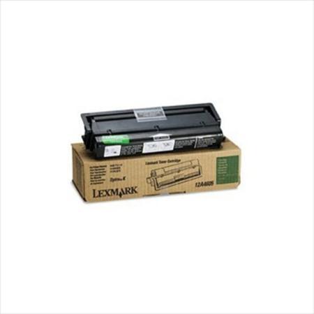 Lexmark 12A4605 Original Black Toner Cartridge