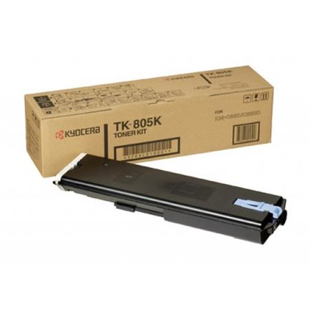 Kyocera TK-805K Original Black Toner Kit