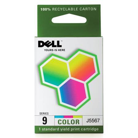 Dell 592-10093 (Series 5) Colour Original Standard Capacity Ink Cartridge (J5567)