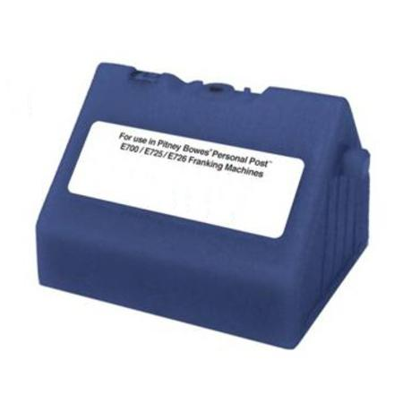 Compatible Blue Pitney Bowes E74092001/(E700) Ink Cartridge