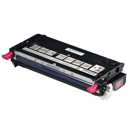 Compatible Magenta Dell XG727 Standard Capacity Toner Cartridge (Replaces Dell 593-10167)
