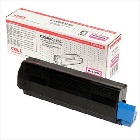 OKI 42804538 Original Magenta High Capacity Toner Cartridge