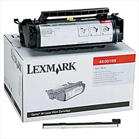Lexmark 4K00199 Original Black Toner Cartridge