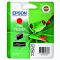 Epson T0547 (T054740) Red Original Ink Cartridge (Frog)