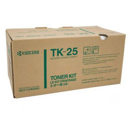 Kyocera TK-25 Original Black Toner Cartridge