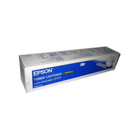 Epson S050148 Yellow Original Laser Toner Cartridge
