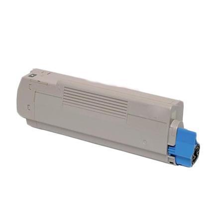 Compatible Black OKI 43459408 Toner Cartridge
