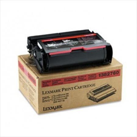 Lexmark 1382760 Original Black Toner Cartridge