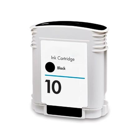 Compatible Black HP 10 Ink Cartridge (Replaces HP C4844A)