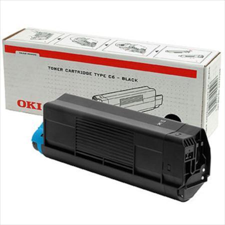 OKI 42127408 Original Black High Capacity Toner Cartridge