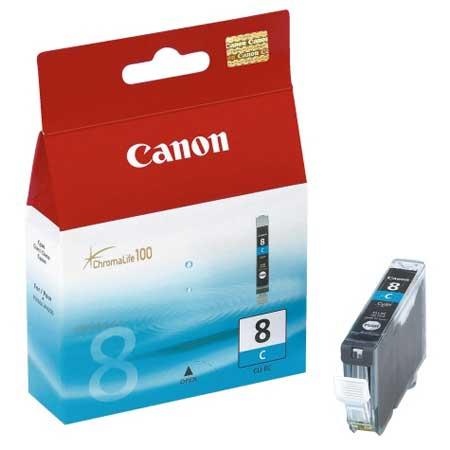 Canon CLI-8C Cyan Original Cartridge