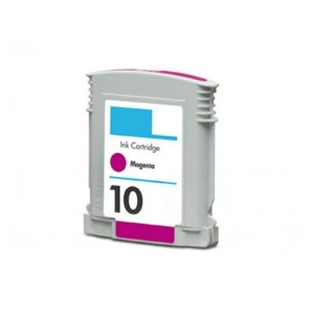 Compatible Magenta HP 10 Ink Cartridge (Replaces HP C4843A)