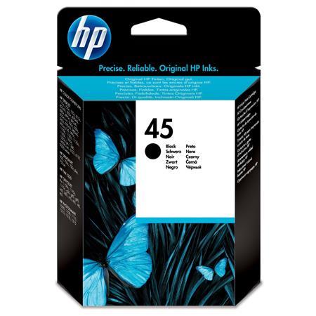 HP 45G Black  Original Light User Cartridge