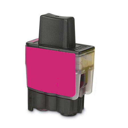 Compatible Magenta Brother LC900M Ink Cartridge