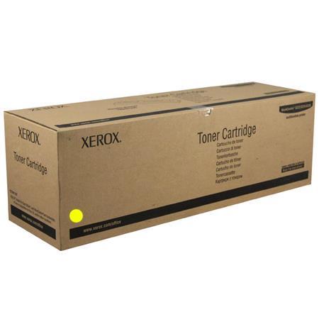 Xerox 006R00859 Original Yellow Standard Capacity Toner Cartridge