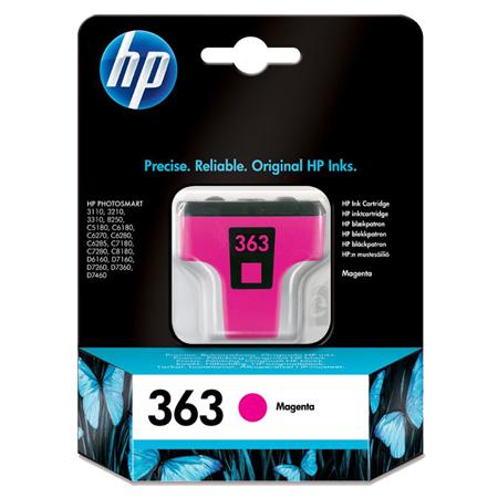HP 363 Magenta Original Ink Print Cartridge