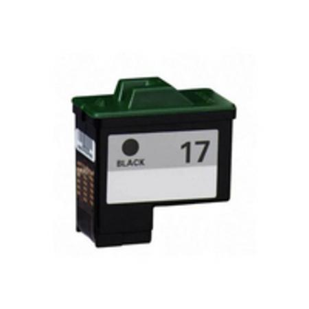 Compatible Black Lexmark No.17 Ink Cartridge (Replaces Lexmark 10N0217E)