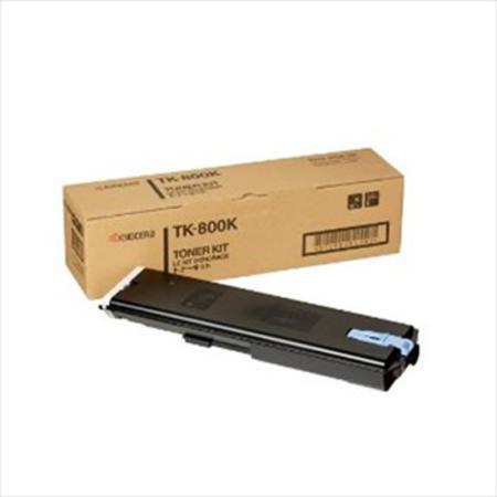 Kyocera TK-800K Original Black Toner Kit