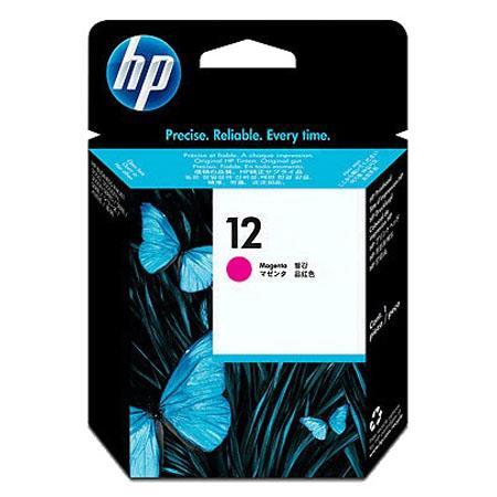 HP 12 Magenta Original Printhead