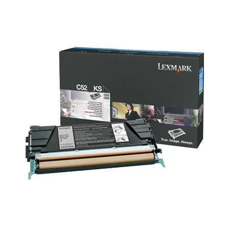 Lexmark C5202KS Original Black Light User Toner Cartridge