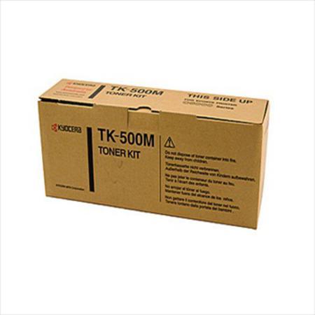 Kyocera TK-500M Original Magenta Toner Cartridge
