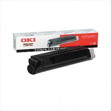 OKI 00079801 Original Black Toner Cartridge