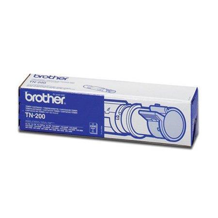 Brother TN200 Black Original Toner Cartridge