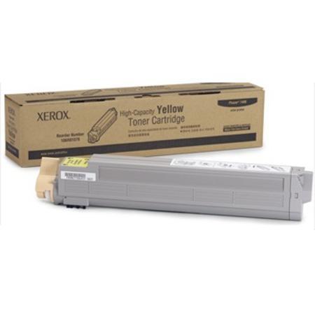 Xerox 106R01079 Original Yellow High Capacity Toner Cartridge