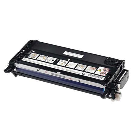 Compatible Black Dell PF030 High Capacity Toner Cartridge (Replaces Dell 593-10170)