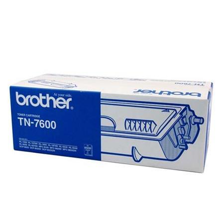 Brother TN7600 Black Original High Capacity Toner Cartridge