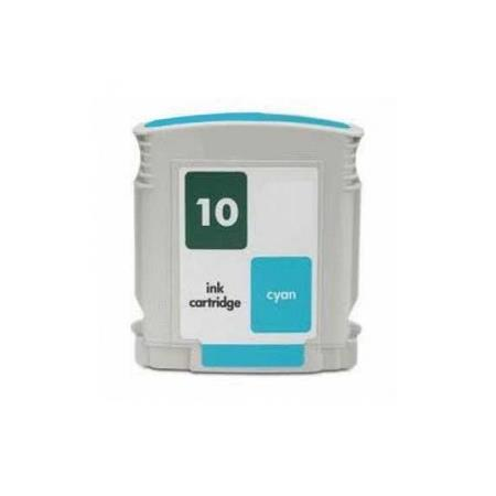 Compatible Cyan HP 10 Ink Cartridge (Replaces HP C4841A)