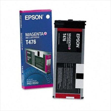 Epson T476 (T476011) Magenta Original Ink Cartridge